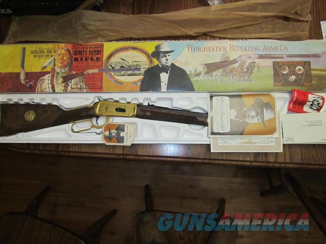 Winchester 94 Oliver Winchester Commemorative  Guns > Rifles > Winchester Rifle Commemoratives