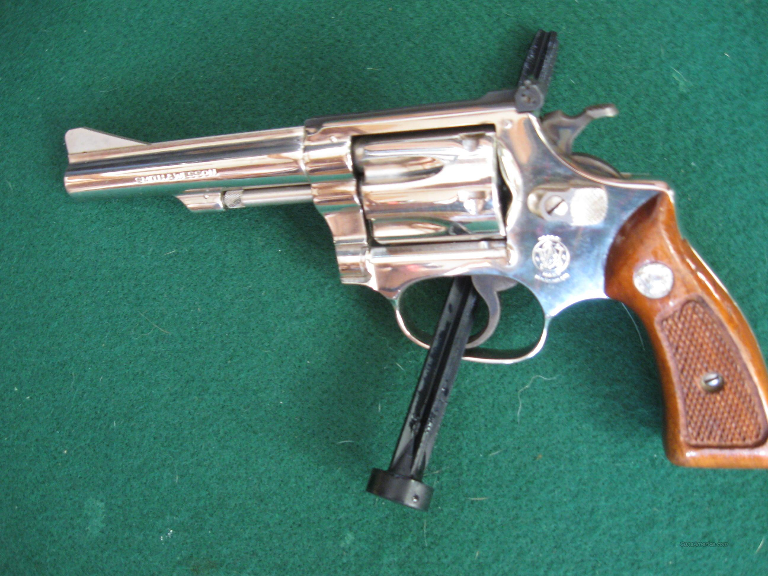 Smith & Wesson 34-1  Guns > Pistols > Smith & Wesson Revolvers > Pocket Pistols
