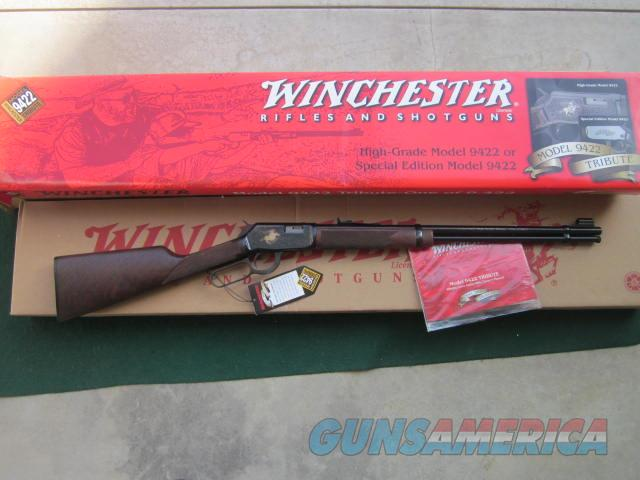 Winchester 9422 Final Tribute High Grade Traditional  Guns > Rifles > Winchester Rifle Commemoratives