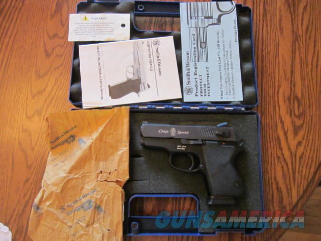 Smith & Wesson CS40 Chiefs Special  Guns > Pistols > Smith & Wesson Pistols - Autos > Alloy Frame
