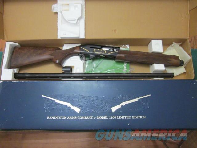 Remington 1100 1 Of 3000 Made in 1980  Guns > Shotguns > Remington Shotguns  > Autoloaders > Hunting