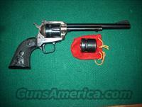 Colt New Frontier Buntline  Colt Single Action Revolvers - Modern (22 Cal.)