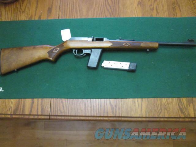 Marlin Camp 45  Guns > Rifles > Marlin Rifles > Modern > Semi-auto