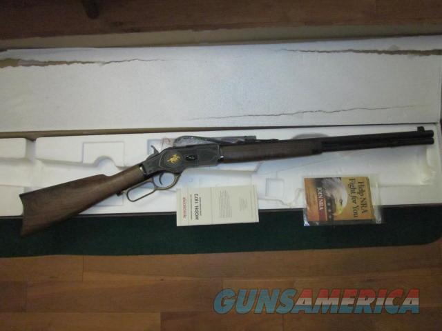 Winchester Model 73 NRA High Grade 357 Mag  Guns > Rifles > Winchester Rifles - Modern Lever > Other Lever > Post-64