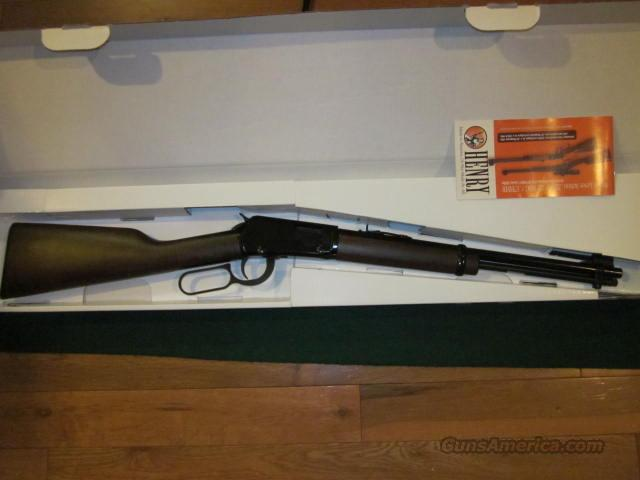 Henry Youth H001Y  Guns > Rifles > Henry Rifle Company