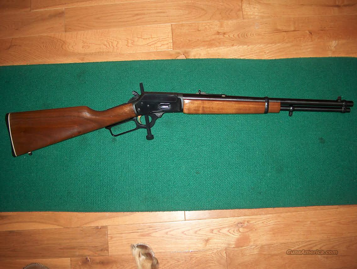 Marlim1894 357Mag  Guns > Rifles > Marlin Rifles > Modern > Lever Action