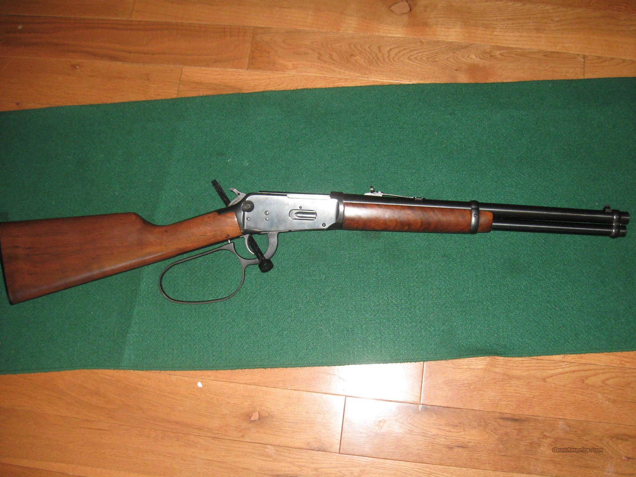 Winchester 94AE 44Mag Trapper  Guns > Rifles > Winchester Rifles - Modern Lever > Model 94 > Post-64
