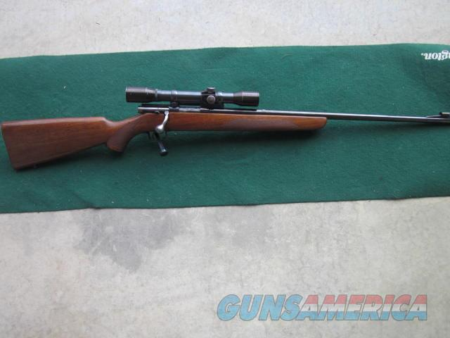 Winchester Model 43 Deluxe 218 Bee  Guns > Rifles > Winchester Rifles - Modern Bolt/Auto/Single > Other Bolt Action