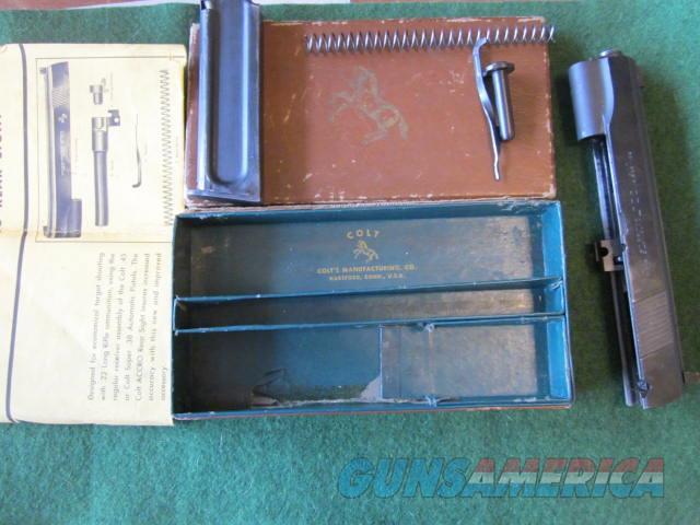 Colt 1911 22 Conversion Kit  Guns > Pistols > Colt Automatic Pistols (1911 & Var)