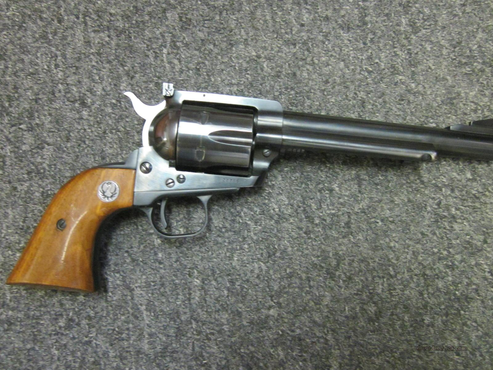 Ruger Blackhawk Flat Top 44Mag  Guns > Pistols > Ruger Single Action Revolvers > Blackhawk Type