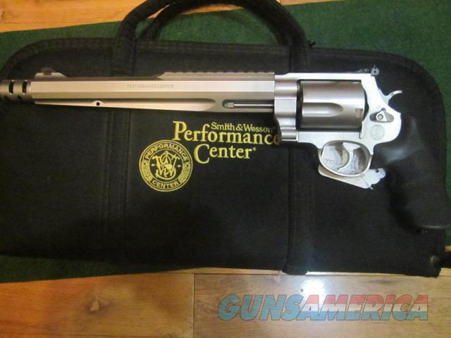 Smith & Wesson 500 Performance Center  Guns > Pistols > Smith & Wesson Revolvers > Performance Center
