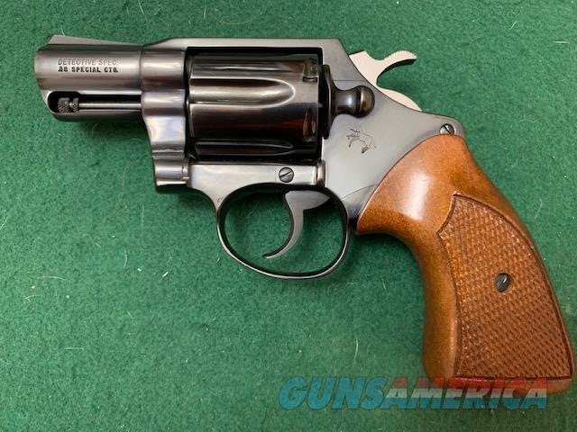 Colt Detective Special  Guns > Pistols > Colt Double Action Revolvers- Modern
