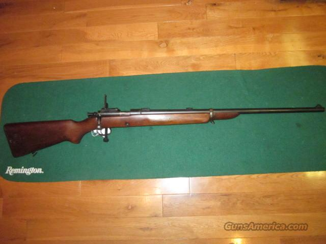 Winchester Model 52 Target  Guns > Rifles > Winchester Rifles - Modern Bolt/Auto/Single > Other Bolt Action