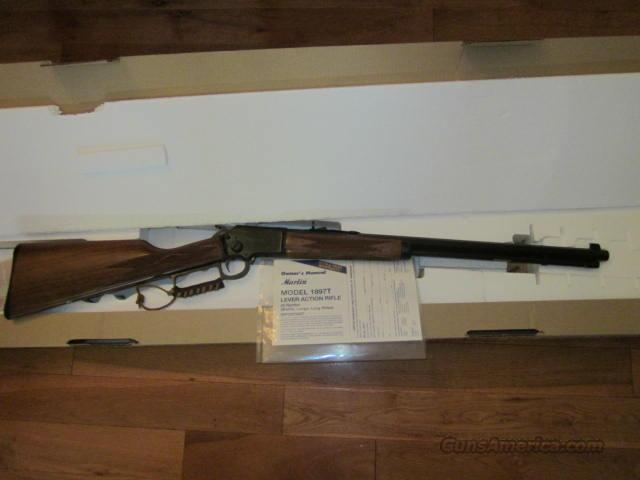 Marlin 1897 Texan  Guns > Rifles > Marlin Rifles > Modern > Lever Action