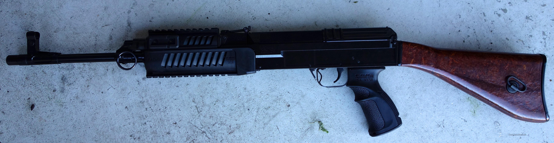 VZ 58 Semi Auto Rifle