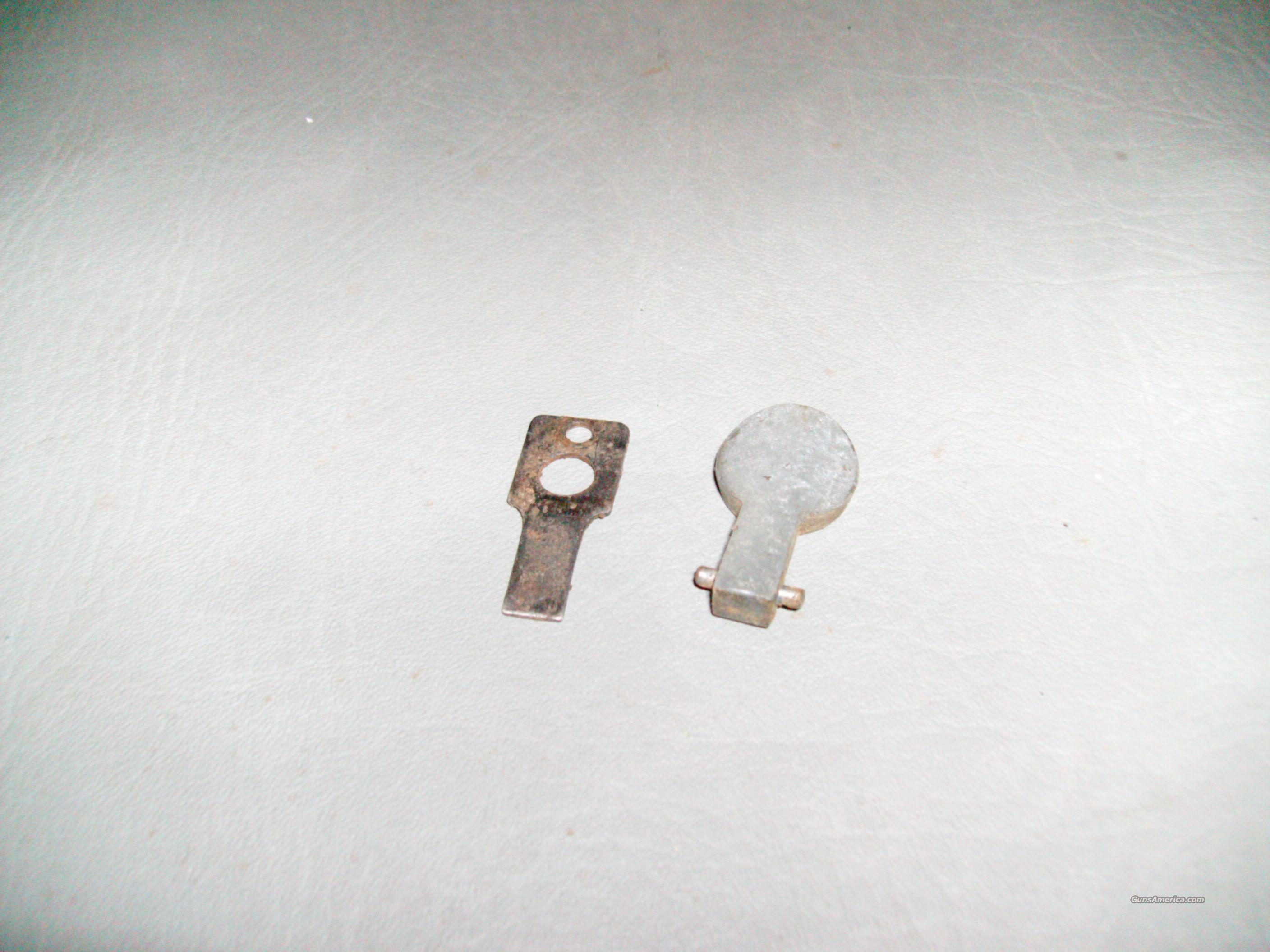 Enfield No4 MkI Buttplate Trapdoor assembly  Non-Guns > Gun Parts > Military - Foreign