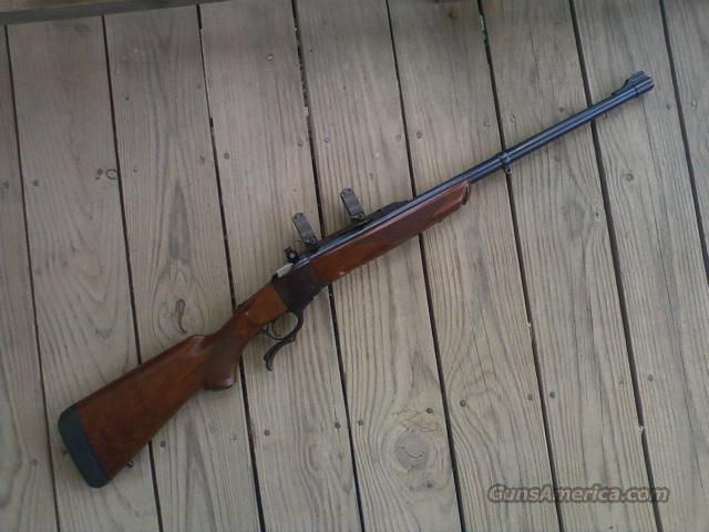 Rifles Used Excellent Condition  Guns > Rifles > Ruger Rifles > #1 Type