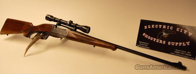 Savage 99 .250-3000  Guns > Rifles > Savage Rifles > Model 95/99 Family