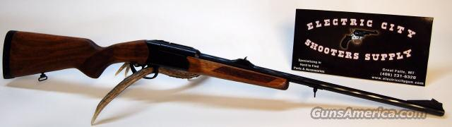 Remington/Biakal Single Shot Rifle .243 Win.  Guns > Rifles > Remington Rifles - Modern > Non-Model 700