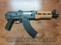 Zastava PAP M92PV 7.62X39 AK Pistol. New in box!  Guns > Pistols > Century International Arms - Pistols > Pistols