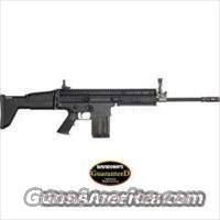 FN SCAR 308 MODEL 17S BLACK  Guns > Rifles > FNH - Fabrique Nationale (FN) Rifles > Semi-auto > Other