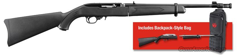 Ruger 10/22-TDT Takedown Autoloading Rifle 22LR 11112  Guns > Rifles > Ruger Rifles > 10-22