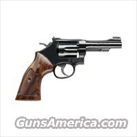 "Smith & Wesson Model 48 22WMR 22 Mag 4"" Barrel Blued 150717   Guns > Pistols > Smith & Wesson Revolvers > Full Frame Revolver"