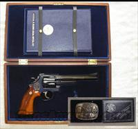 Smith & Wesson S&W Model 25-3, 45 Colt. 125th Anniversary Commemorative & Buckle  Guns > Pistols > Smith & Wesson Revolvers > Full Frame Revolver