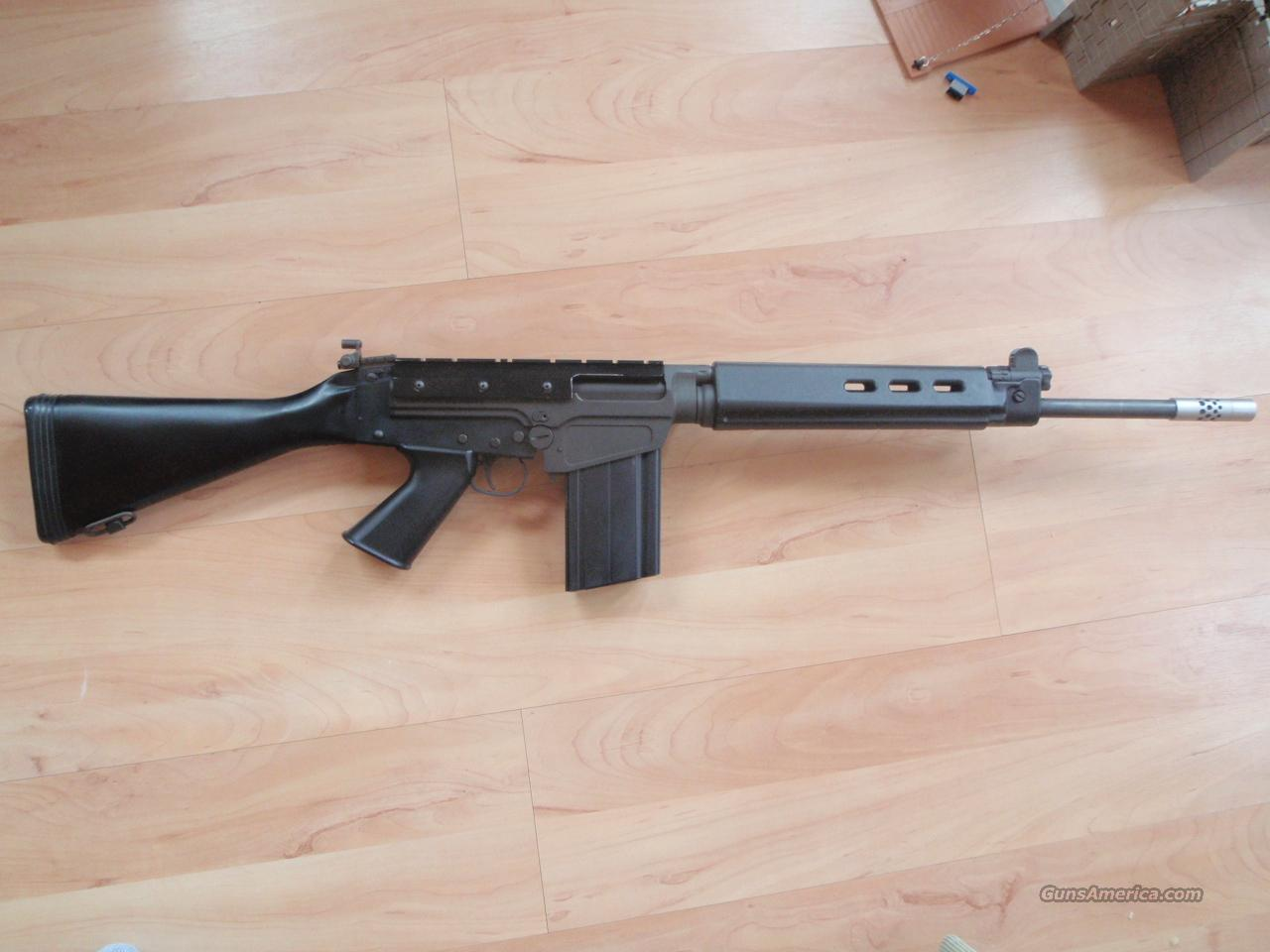 DS ARMS SA-58 fAL 308 7.62 EXC  Guns > Rifles > DSA Rifles (DS Arms) > FAL type