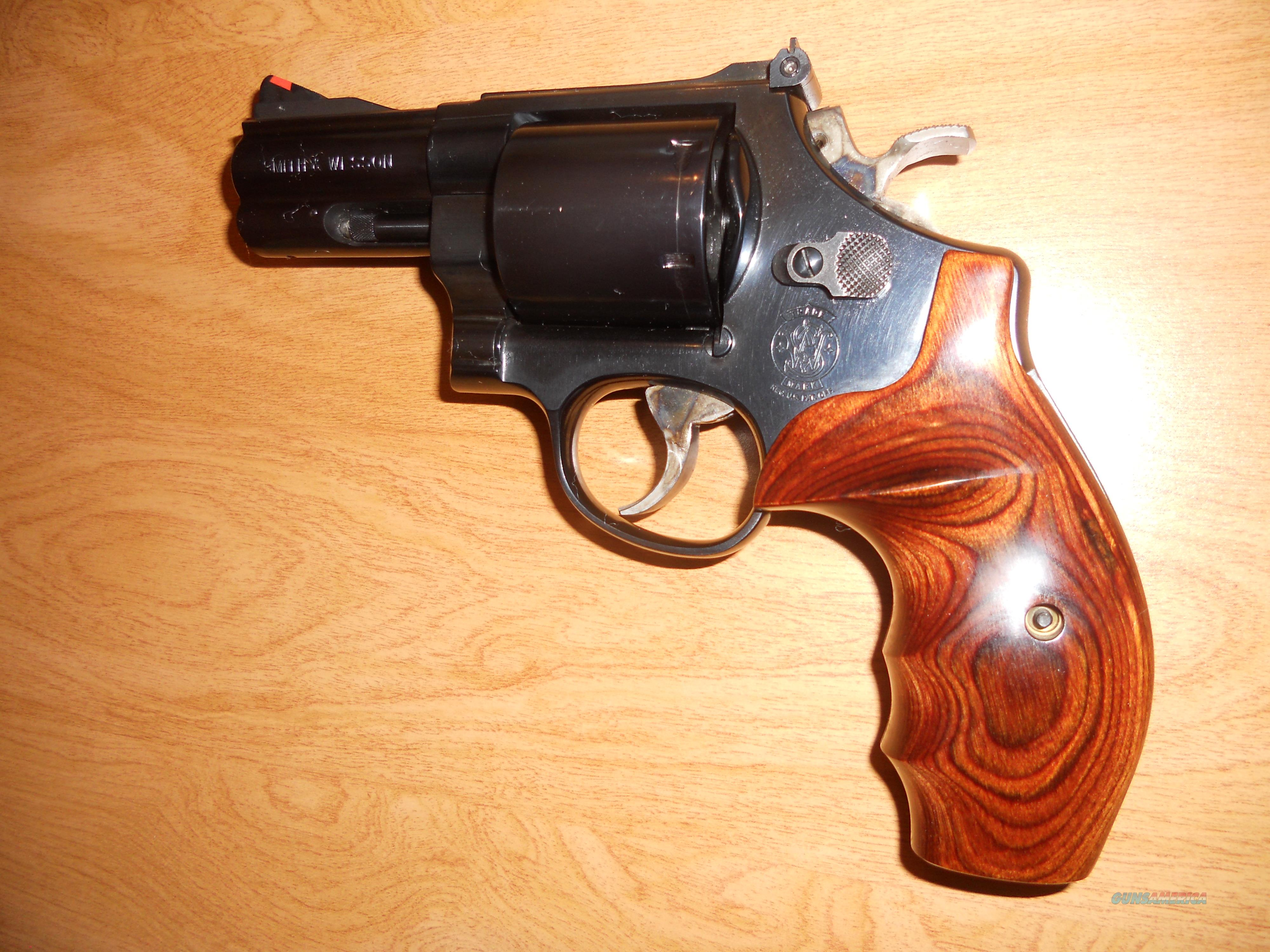 S & W 29-4 3 in. unfluted cylinder.   Guns > Pistols > Smith & Wesson Revolvers > Full Frame Revolver