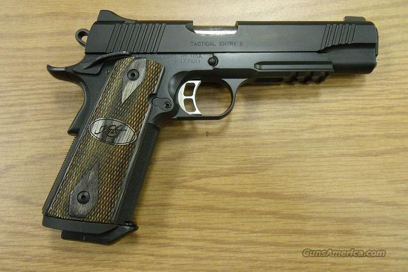 Kimber Tactical Entry II  Guns > Pistols > Kimber of America Pistols
