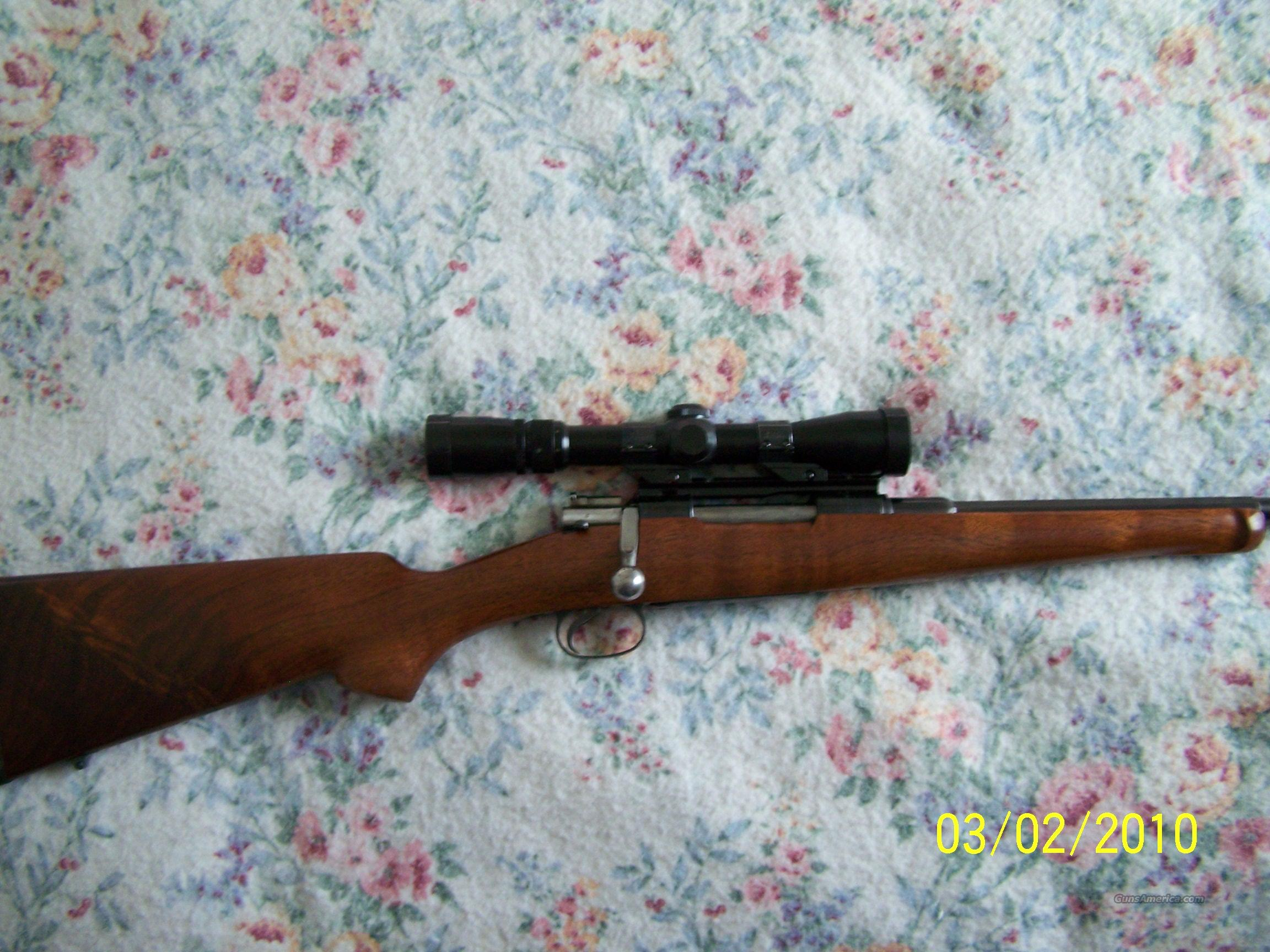 6.5 x 55 custom Mauser  Guns > Rifles > Custom Rifles > Bolt Action