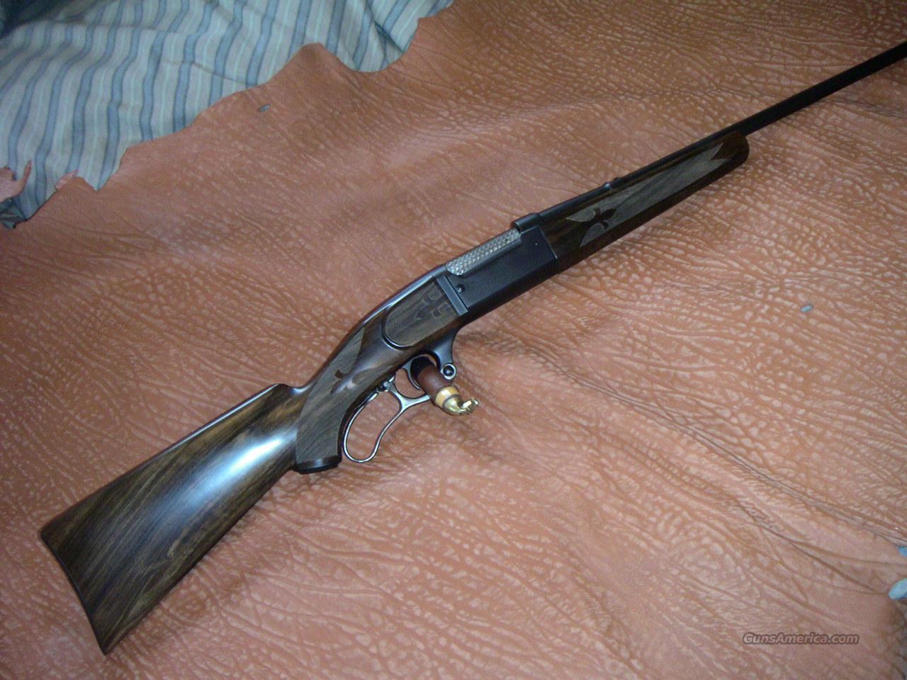 Custom Savage 99F, 308 Rifle for sale