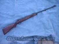 Custom 375 H&H English Rifle  Mauser Rifles > German