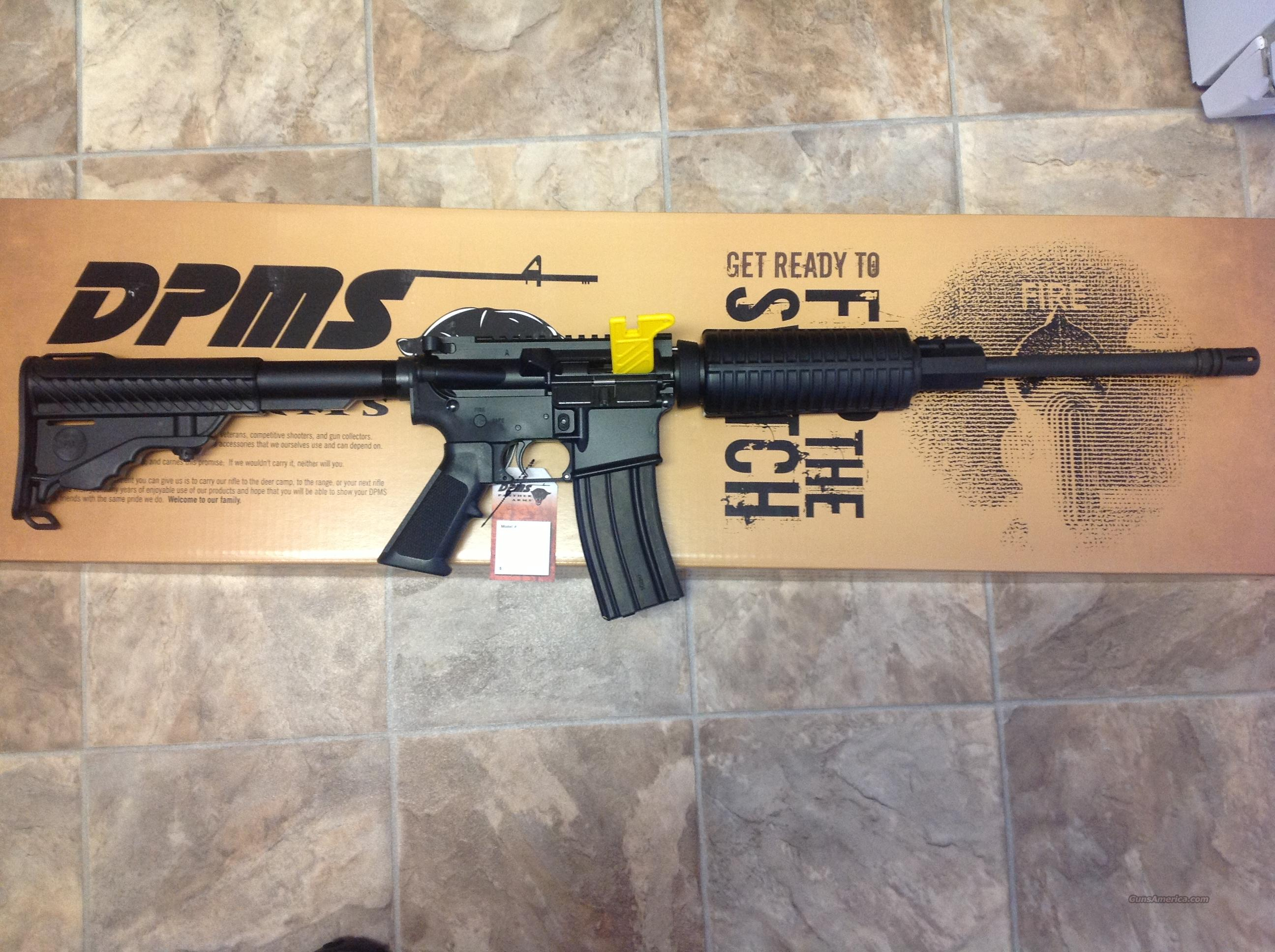 DPMS Oracle  Guns > Rifles > AR-15 Rifles - Small Manufacturers > Complete Rifle