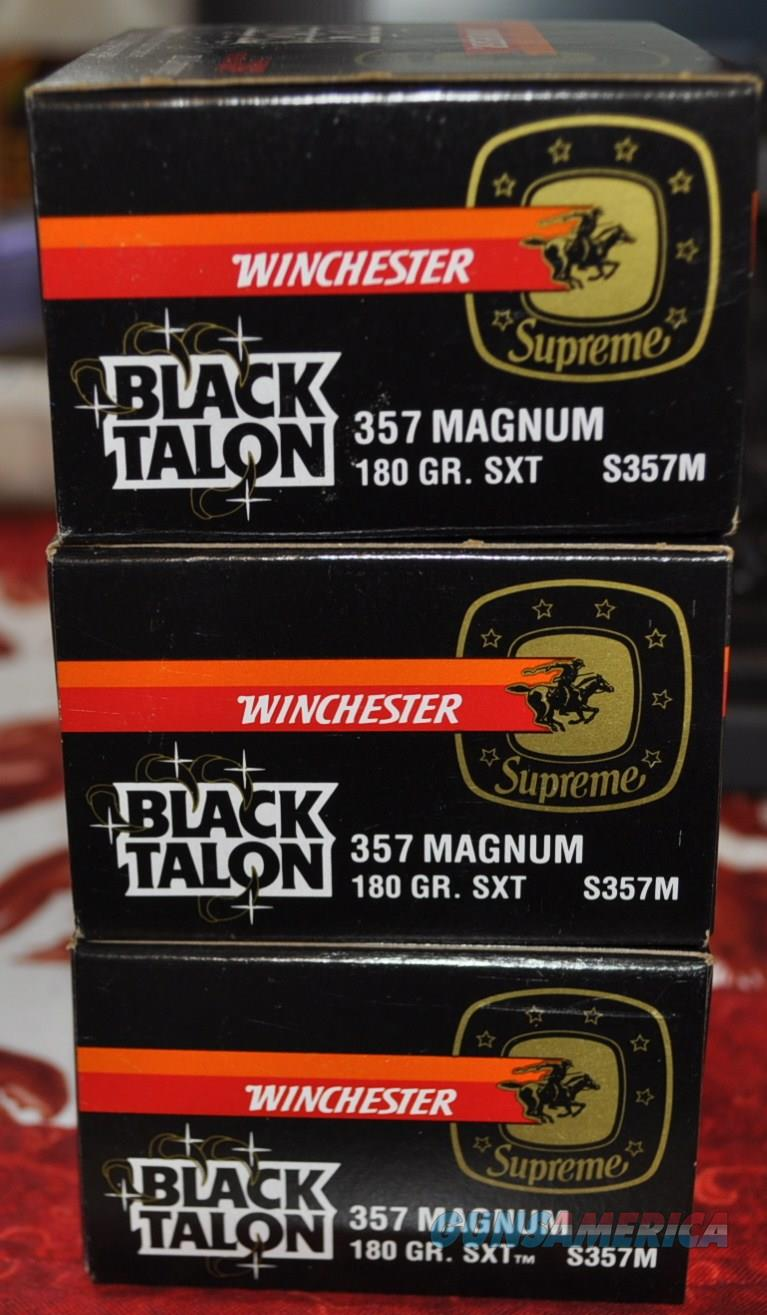 Winchester Black Talon Ammo  Non-Guns > Ammunition