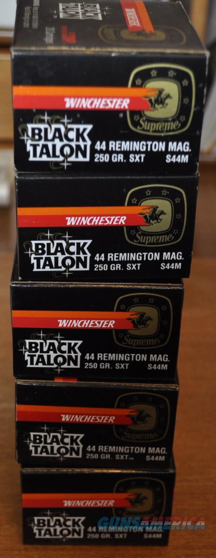 Winchester Black Talon Ammo  Non-Guns > Ammunition