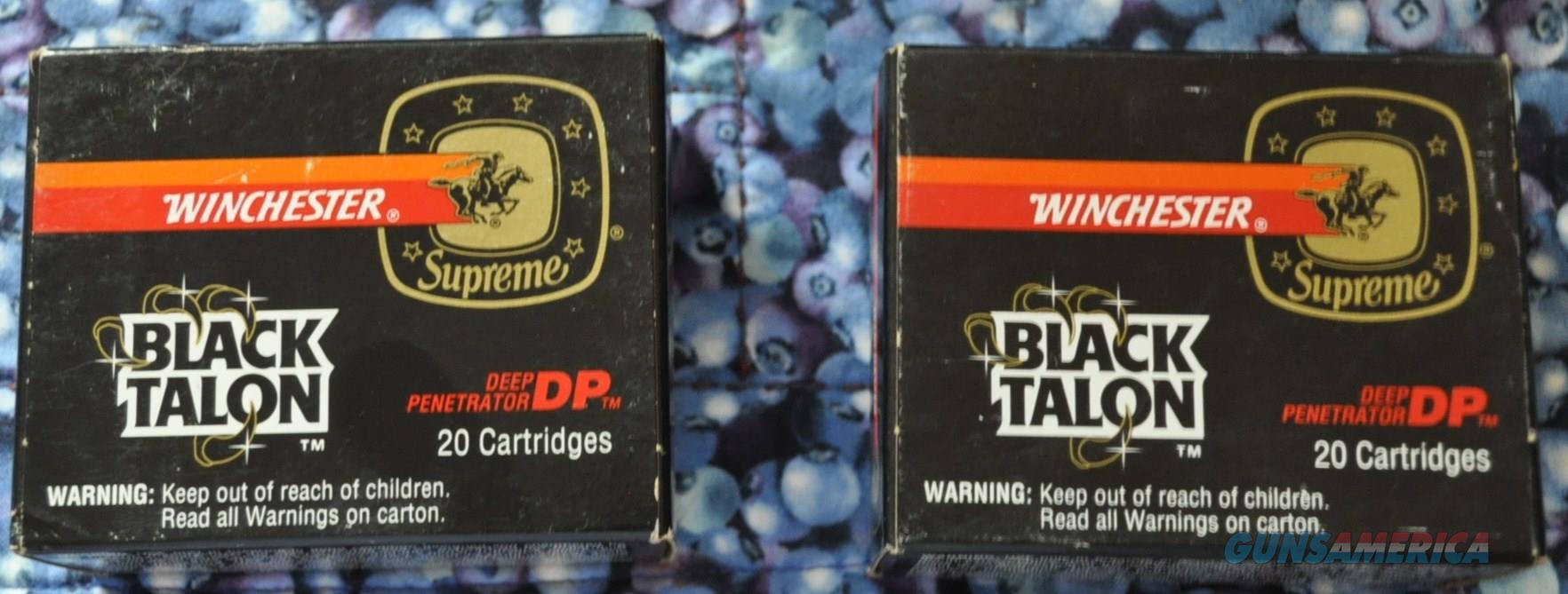 Black Talon Ammo 10mm  Non-Guns > Ammunition