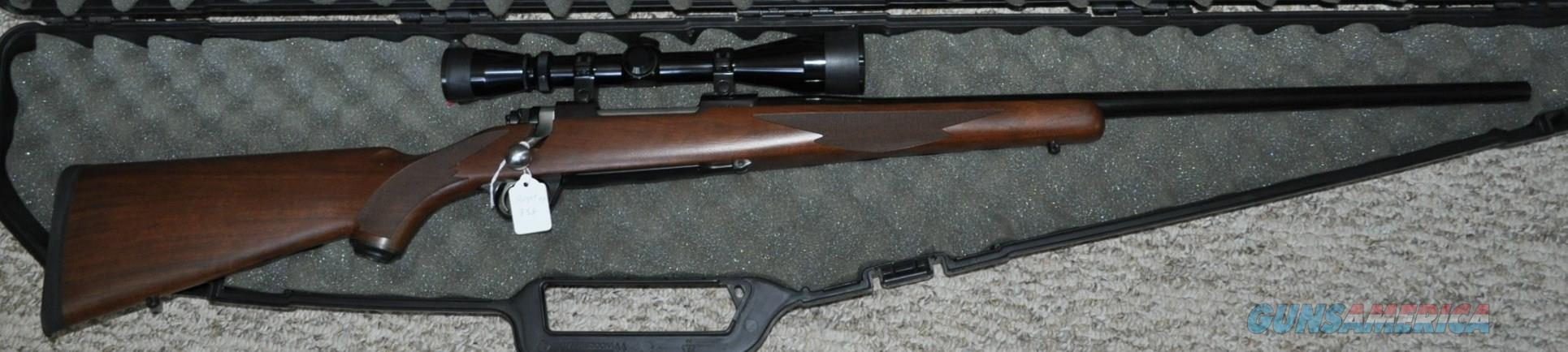 .338 Ruger Model 77 Mark II  Guns > Rifles > Ruger Rifles > Model 77