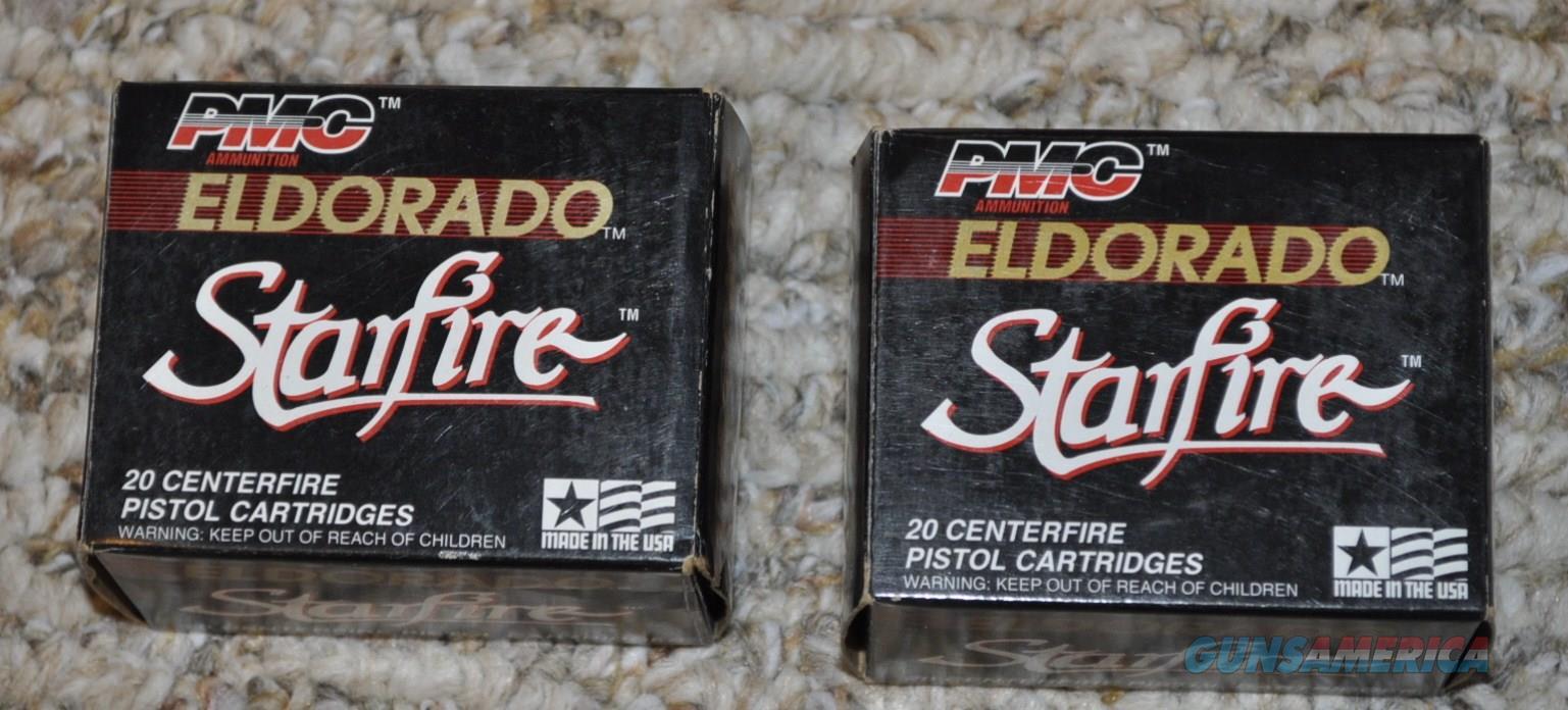 PMC Ammunition Eldorado Starfire .357  Non-Guns > Ammunition