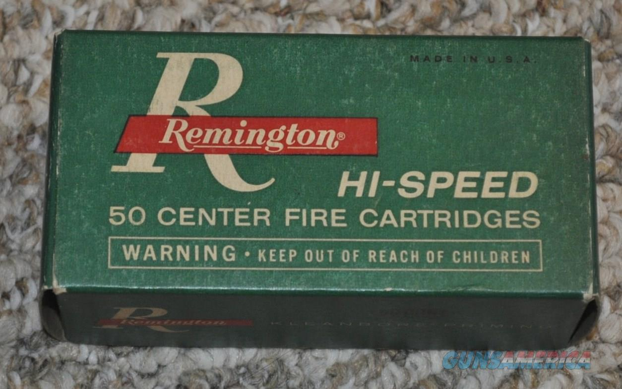 Remington .22 Jet Ammo  Non-Guns > Ammunition