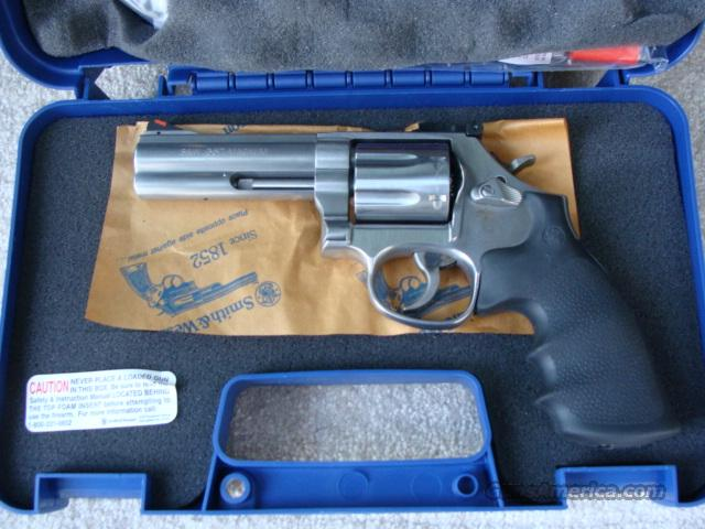 S&W 686 Plus 357 Mag, unfired in the box  Guns > Pistols > Smith & Wesson Revolvers > Full Frame Revolver