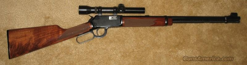 Winchester 9422 XTR, .22 S, L, LR, with Weaver K2.5 scope  Guns > Rifles > Winchester Rifles - Modern Lever > Other Lever > Post-64