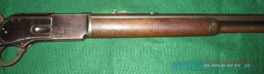 Winchester 1876, 45-60, Mfg. 1882, Factory Letter  Guns > Rifles > Winchester Rifles - Pre-1899 Lever