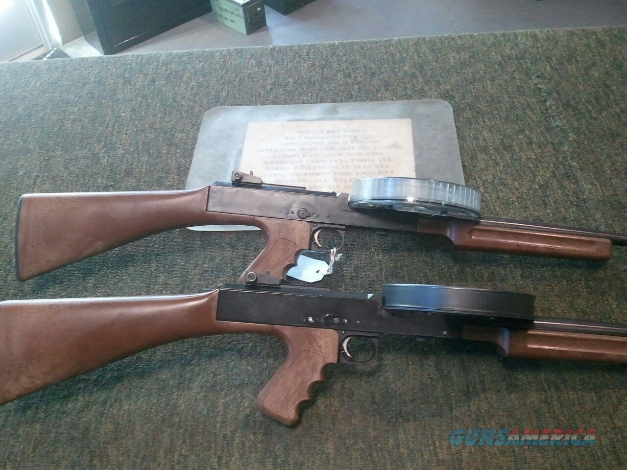American 180 (set of two)  Guns > Rifles > A Misc Rifles