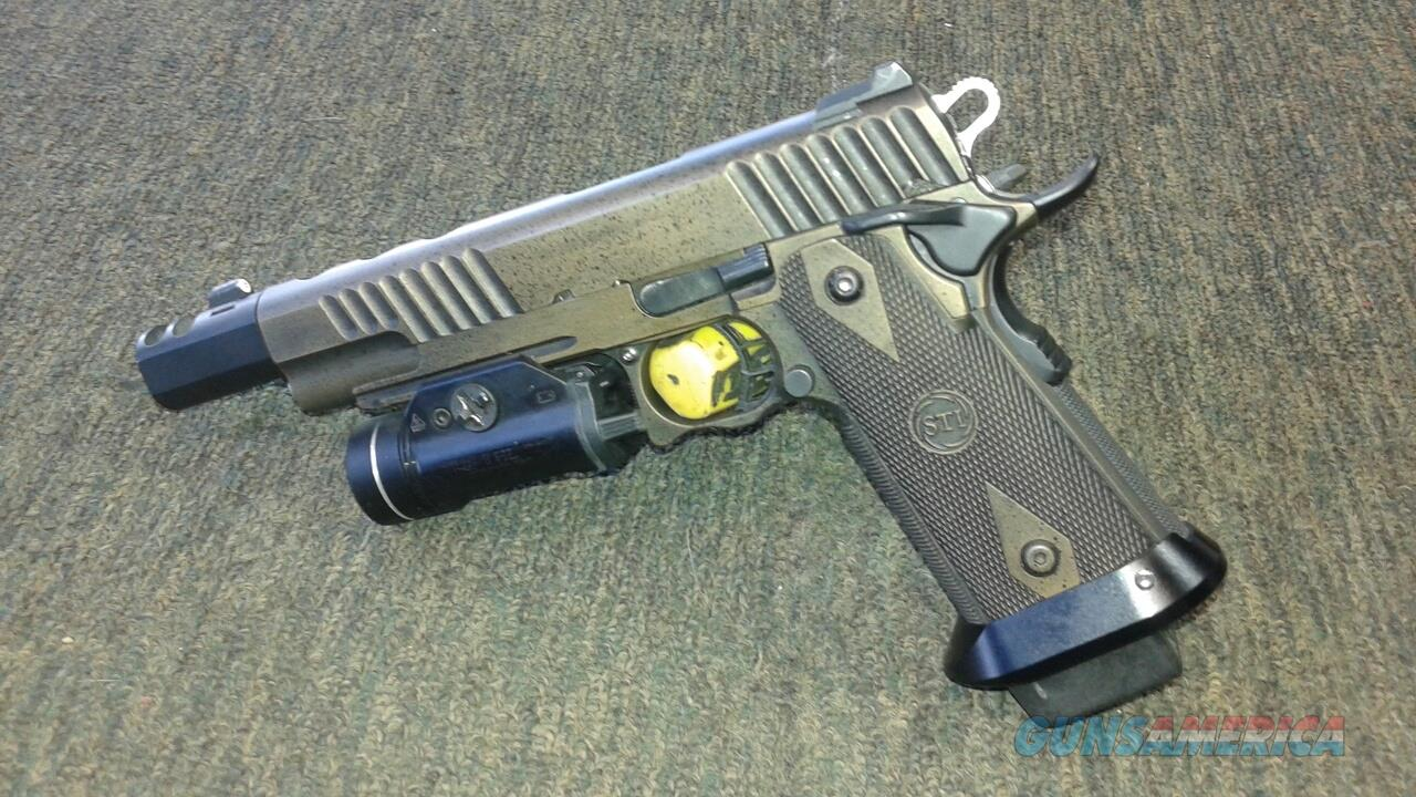 STI 2011 /RK Custom defensive pistol  Guns > Pistols > 1911 Pistol Copies (non-Colt)