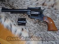 Ruger Blackhawk 32-20 & 32 H&H Magnum Convertible Buckeye Special  Guns > Pistols > Ruger Single Action Revolvers > Blackhawk Type