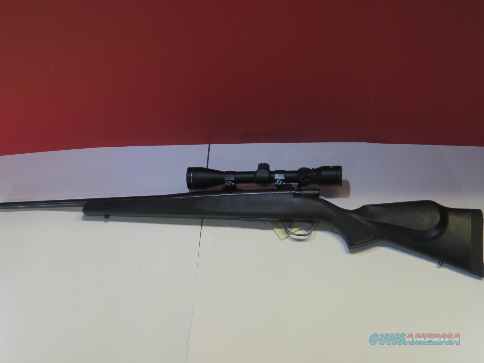 WEATHERBY VANGUARD .308WIN *MINT CONDITION/WITH SCOPE*  Guns > Rifles > Weatherby Rifles > Sporting