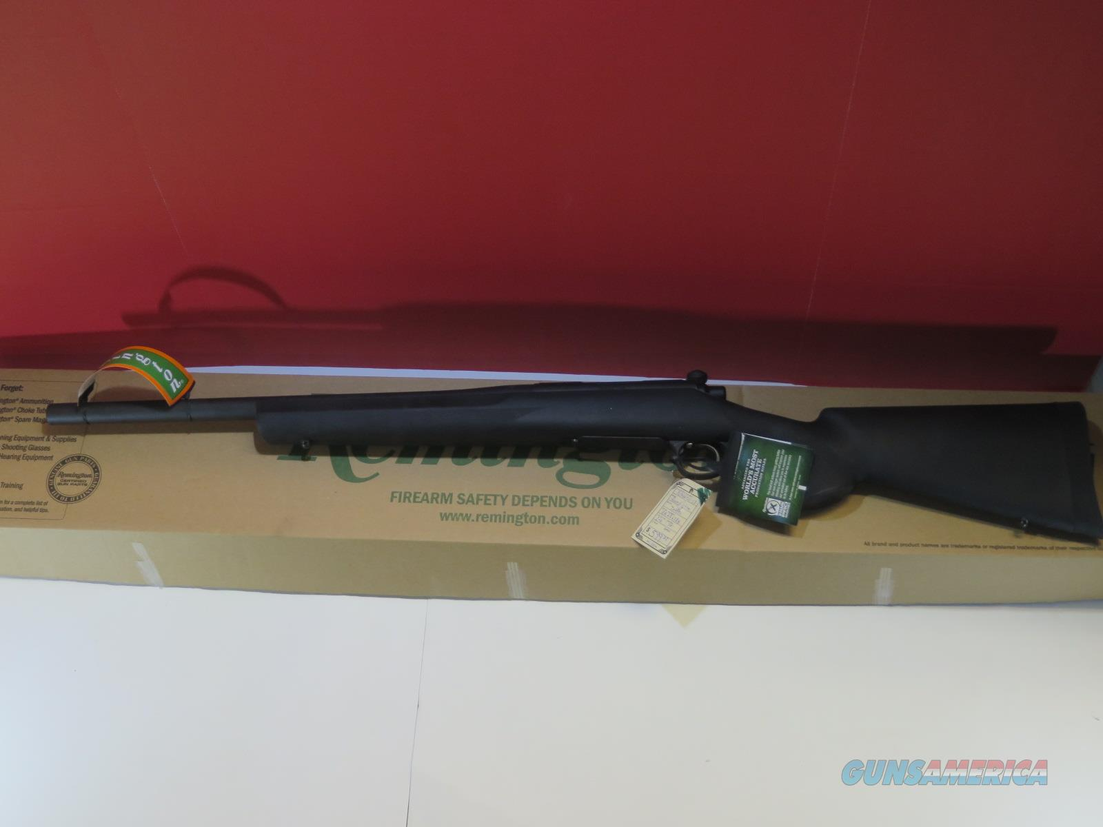 REMINGTON 700 SPS *DRILLED AND TAPPED* *LIKE NEW/ORIGINAL BOX*  Guns > Rifles > Remington Rifles - Modern > Model 700 > Tactical