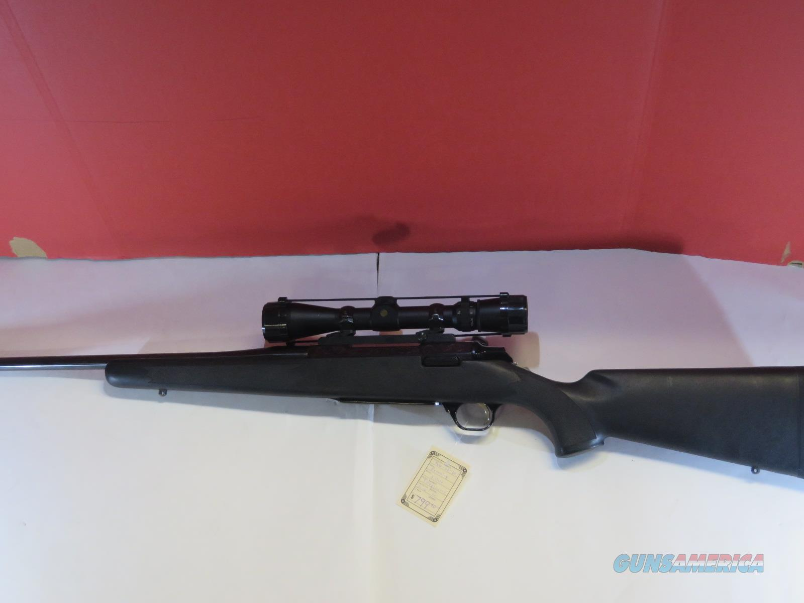 BROWNING A-BOLT 30-06 *LIKE NEW* *WITH SCOPE*  Guns > Rifles > Browning Rifles > Bolt Action > Hunting > Blue